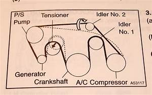 Ml320 Serpentine Belt Diagram