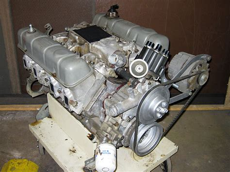 Buick 215 Crate Engine by Britishv8 Forum For Sale Rebuilt High Performance 1962