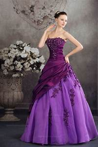 purple wedding purple reign 2008342 weddbook With purple wedding dresses