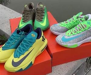 Nike KD 6 - Upcoming Colorways - SneakerNews.com