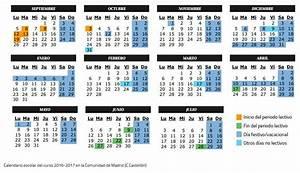 Calendario escolar 2017 – Calendario 2017