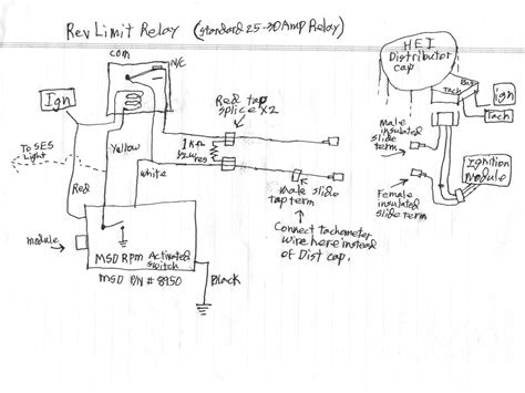 Hei Distributor Wiring Diagram Webtor