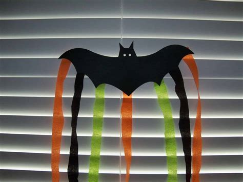 fun bat themed crafts  kids