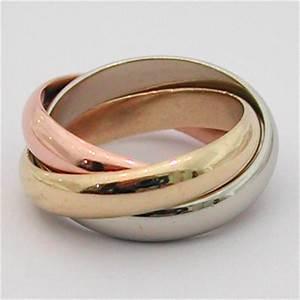Bague 3 Ors Cartier : expert en bijoux de marque sign s bague cartier trois ors ~ Carolinahurricanesstore.com Idées de Décoration