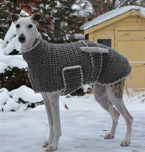 Greyhound Sweater Greyhound Coat Greyhound Jumper Sighthound