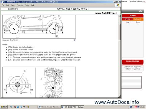 Citroen Spare Parts Catalog Repair Manual Service