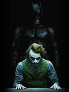 Download Batman Joker Wallpaper 240x320  Wallpoper #46202