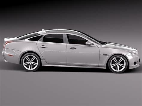 Jaguar Models 2014 by Jaguar Xjr 2014 3d Model Obj 3ds Fbx C4d Lwo Lw Lws