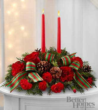 Ftd Holiday Classics Centerpiece By Better Homes And