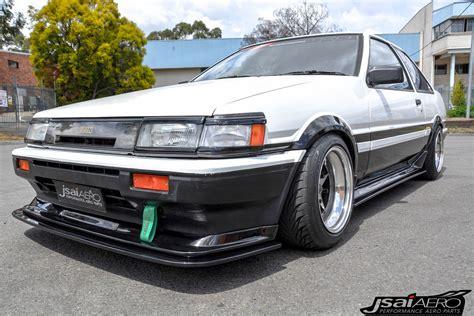 Toyota Ae86 Zenki Levin Tureno Jdm Style Front Lip