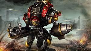 Robot, Mech, Artwork, Fantasy, Art, War, Destruction, Concept, Art, Warmachine, Wallpapers, Hd