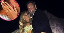 Tinsley Mortimer's Thanksgiving With Fiance Scott Kluth: Pic