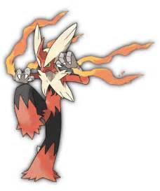 Pokemon Mega Blaziken