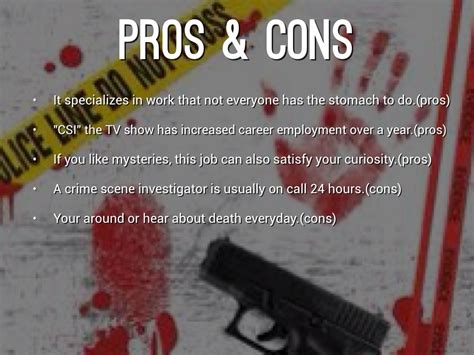Crime Investigator Salary by Crime Examiner By Faulk