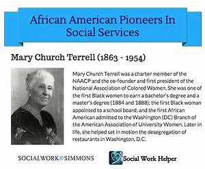 Celebrating Our Heroes: African-American Social Service ...
