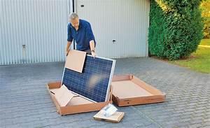 Photovoltaik Zum Selber Bauen : solarmodul selbst montieren solar energie nutzen ~ Lizthompson.info Haus und Dekorationen