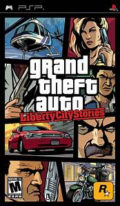 Grand Theft Auto: Liberty City Stories - PlayStation ...