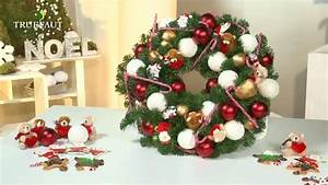 Faire Une Couronne De Noel : faire une couronne de noel en sapin maison design ~ Preciouscoupons.com Idées de Décoration