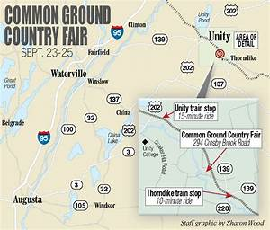 Common Ground Country Fair to address local food ...