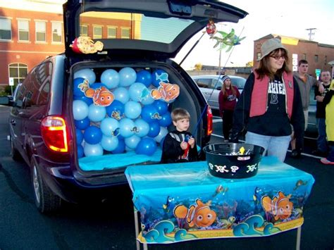 18 Trunk-or-treat Car Decorating Ideas