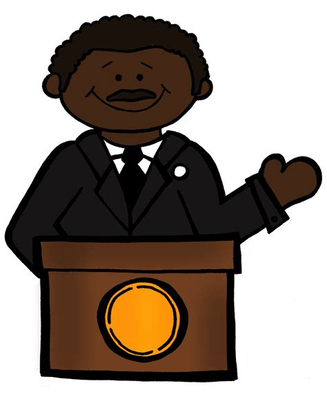 Martin Luther King Clipart Busy Bees January 2013
