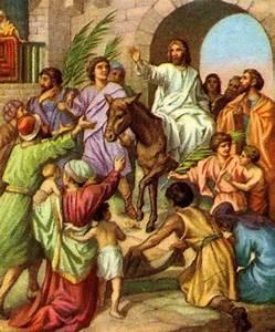 File:Jesus entering jerusalem on a donkey.jpg - Wikimedia ...