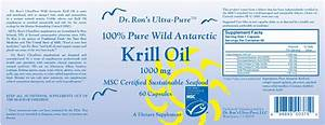 Pure Wild Antarctic Krill Oil