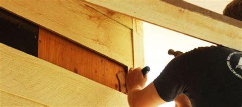 fabriquer sa pergola bois fabriquer une pergola murale ou adoss 233 e comment installer un support mural pour pergola en bois