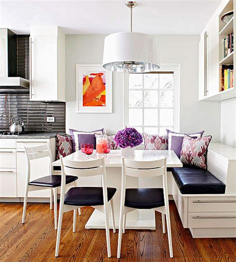 Kitchen Bay Window Treatment Ideas - 25 stunning kitchen nook design ideas to get inspired