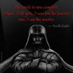Famous Star Wars Darth Vader Quotes