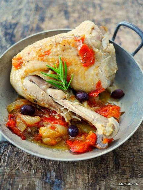 recette cuisine provencale poulet 224 la proven 231 ale recettes de cuisine marciatack fr