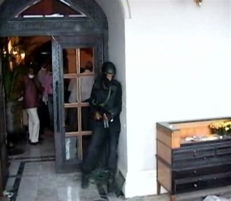 mumbai attack     nsg operation