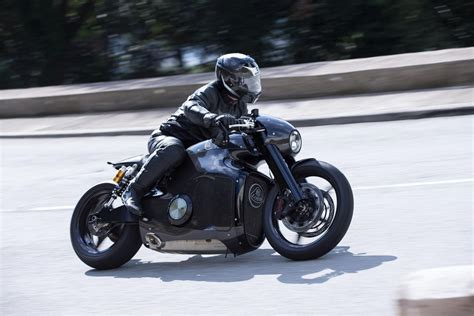Lotus Motorcycles C01  Return Of The Cafe Racers
