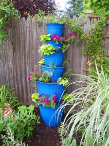 Vertical Container Garden Tower
