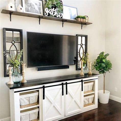 popular living room decor ideas  farmhouse style
