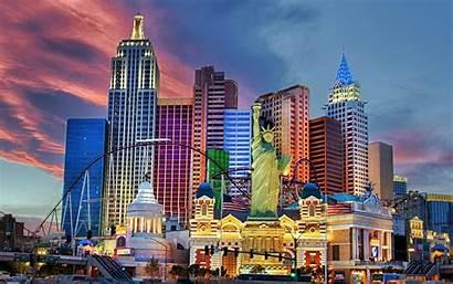 Vegas Las Hotel Desktop Pc Widescreen Soft