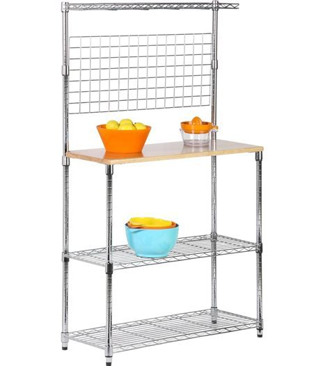 Kitchen Bakers Rack in Cookware Stands