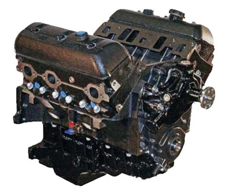 Gm 5 3 Engine Diagram by 4 3l Gm Vortec Base V6 Marine Engine