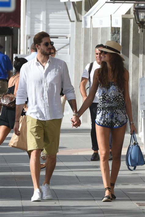 izabel goulart kevin trapp izabel goulart and kevin trapp on vacation in st barts 08