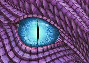 Dragon Eye by Bajanoski on DeviantArt