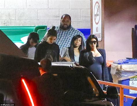 Lamar Odom has left hospital bed as the Kardashians unite ...