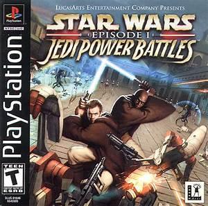 Star Wars Jedi Power Battles Sony Playstation