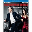 The Adjustment Bureau (Blu-ray + DVD) - Walmart.com