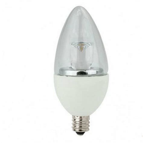 10 led candelabra light bulb 5 watt e12 base 5w