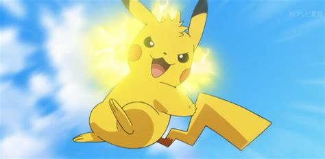 #181 Ampharos Used Thunder Punch And Magnet Rise In The