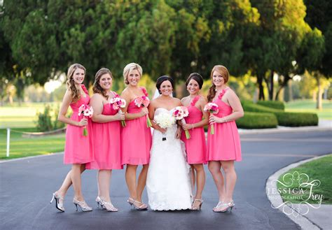 bridesmaid dresses pink pink bridesmaid dresses