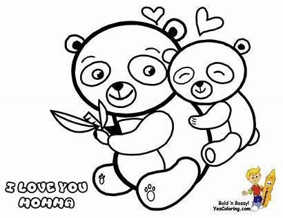 Coloring Panda Giant Popular