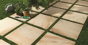 Feinsteinzeug Fliesen Außenbereich Verlegen : terrassenplatten aus feinsteinzeug allround talente ~ Michelbontemps.com Haus und Dekorationen