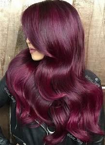 100 Dark Hair Colors: Black, Brown, Red, Dark Blonde ...