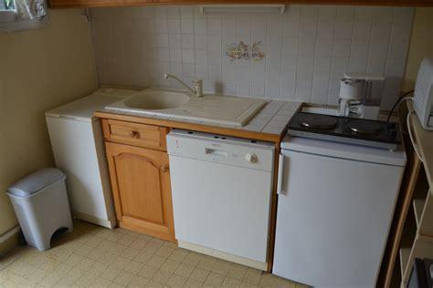 lave vaisselle sur lave linge meubles bas de la cuisine lave linge lave vaisselle et r 233 frig 233 rateur avec 2 plaques